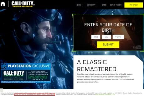 """Traduccion: """"El disco del juego es obligatorio esté insertado para jugar a Modern Warfare Remastered"""""""