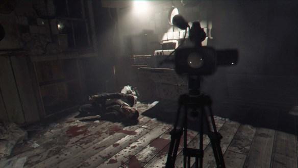 Kitchen Resident Evil 7 es la manera perfecta de matar a alguien que tenga el corazón débil. Qué miedo, en serio.