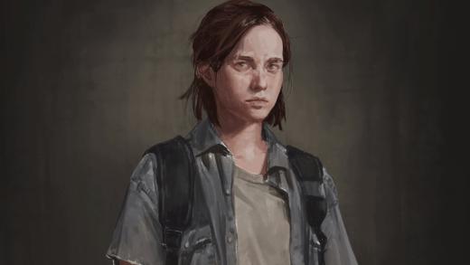 Concept art de The Last of Us parte II