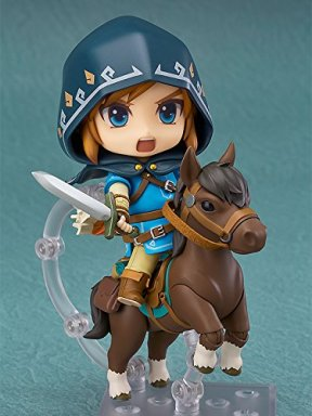 Nendoroid Zelda Breath of the Wild