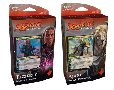 Consigue un mazo preconstruidos de Magic The Gathering La Revuelta del Éter