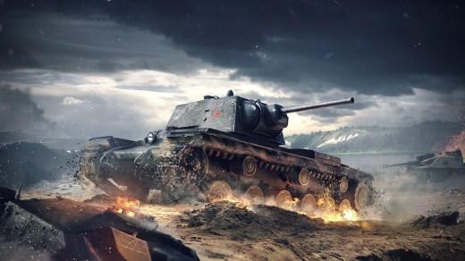 Primeras partidas del modo ranked de World of Tanks Console
