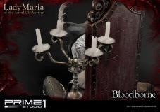 Figura de Lady María de Bloodborne The Old Hunters, por Prime1Studio