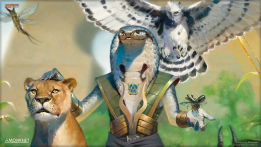 Magic The Gathering estrena la expansión Amonkhet