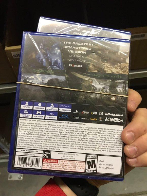 Call of Duty Modern Warfare Remastered (3)