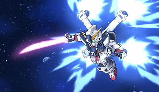 SuperRobotWarsV