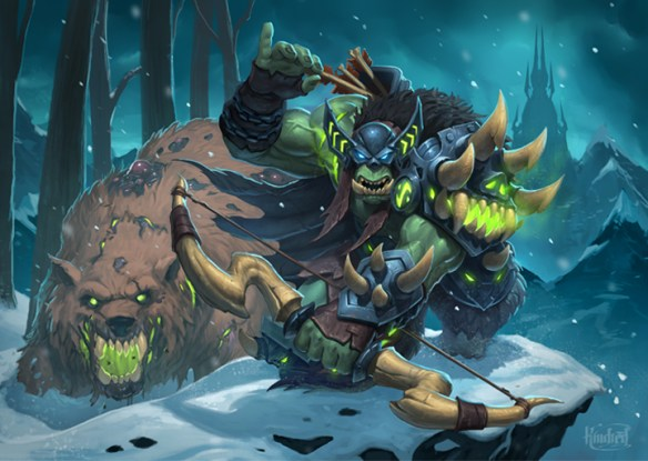 Caballeros del Trono Helado es la nueva expansión de HearthStone Heroes Of Warcraft