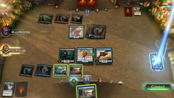 Magic The Gathering Arena es la nueva apuesta digital de Wizard Of The Coast