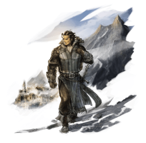Project Octopath Traveler Olberic