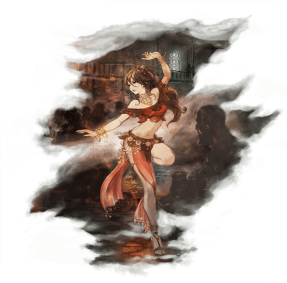 Project Octopath Traveler Primrose