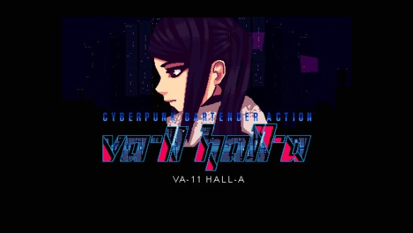 Cyberpunk, bebidas y decisiones en Va-11 Hall-A
