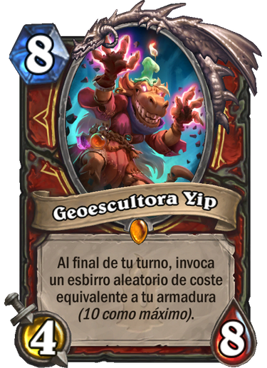 HearthStone Kobolds Y Catacumbas Mis Cartas preferidas
