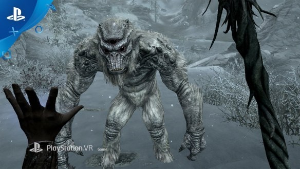 Análisis The Elder Scrolls V: Skyrim VR para Playstation VR en PS4 Pro