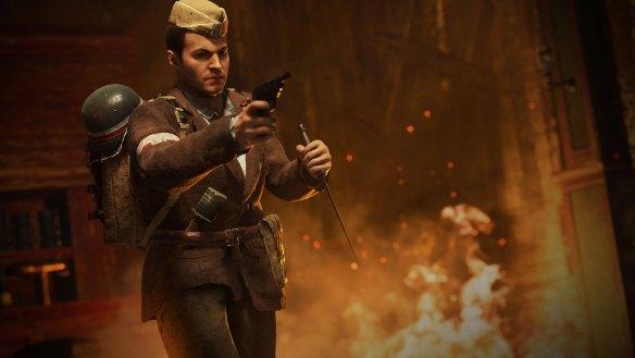 Call Of Duty WWII se viste con el evento La Resistencia