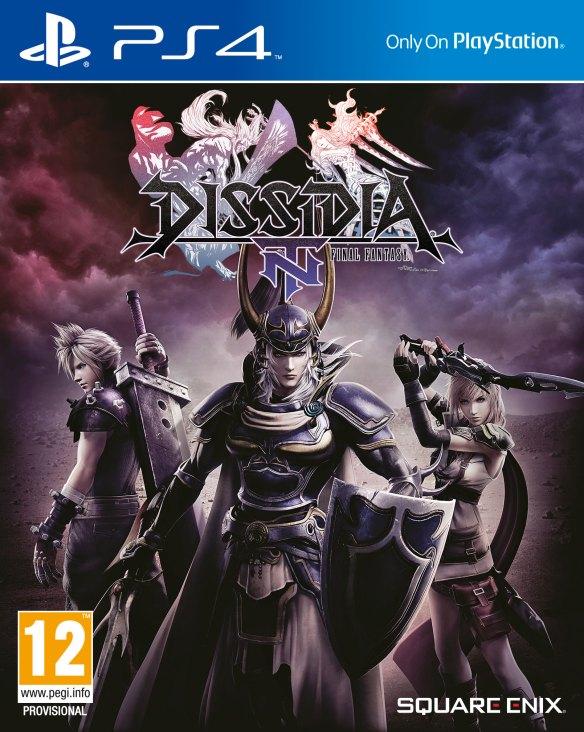 Dissidia Final Fantasy NT y todo lo que necesitas saber