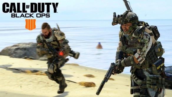 Call Of Duty Black Ops 4 es puro musculo de acero