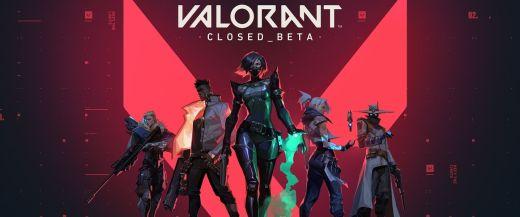 imagen promocional de Valorant