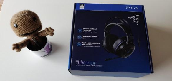 Razer Thresher para PS4 se acerca a la perfección en auriculares inalámbricos
