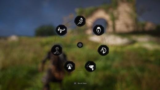 Captura de Assassin's Creed Valhalla en PS4