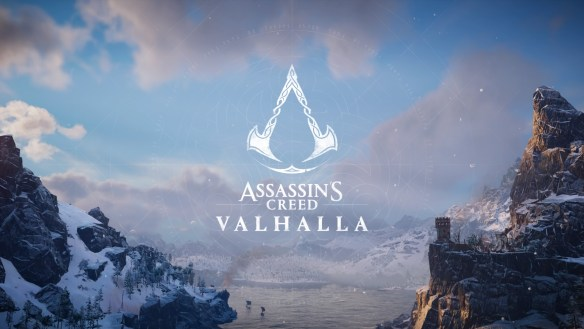 Título de Assassin's Creed Valhalla
