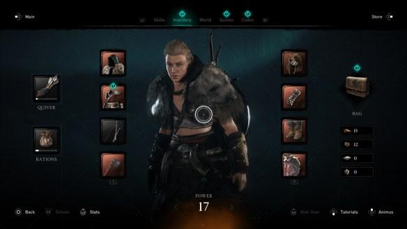 Captura de Assassin's Creed Valhalla