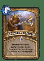 HearthStone Forjados En Los Baldios Salvador Al Galope