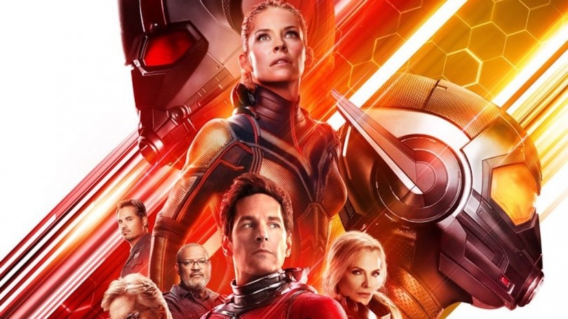 Ant-Man and the Wasp (2018)見てきました。