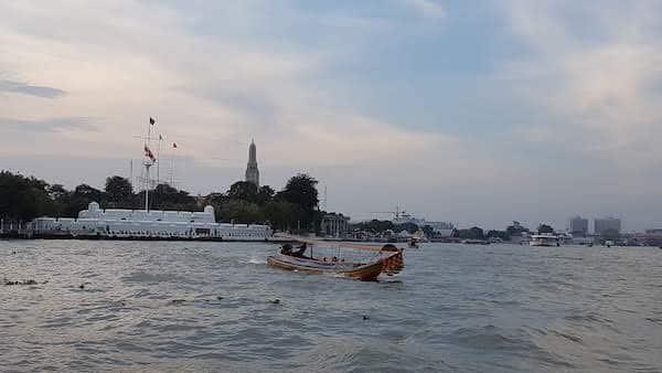 King Taksin festival at Wat Arun 2018, akihikogoto.com