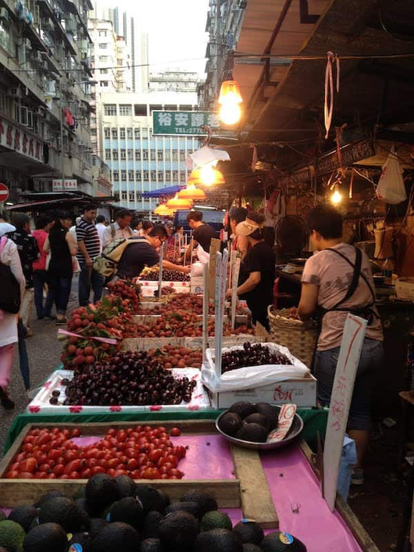 Hong Kong City walk with friends in July 2012, akihikogoto.com