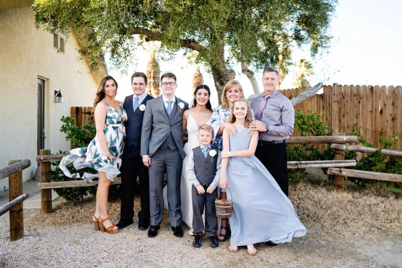Socal Desert Wedding 42