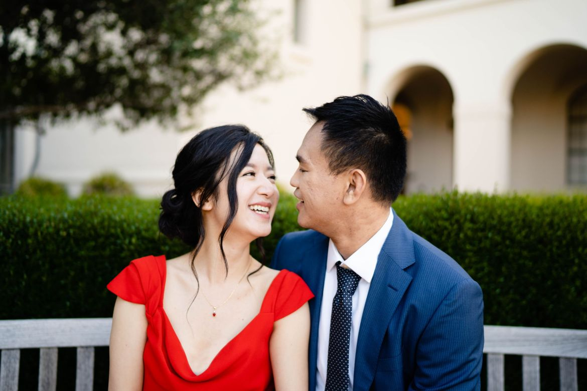 Pasadena City Hall Engagement 14
