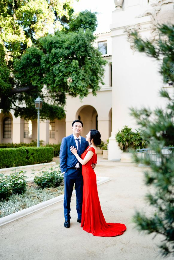 Pasadena City Hall Engagement 2