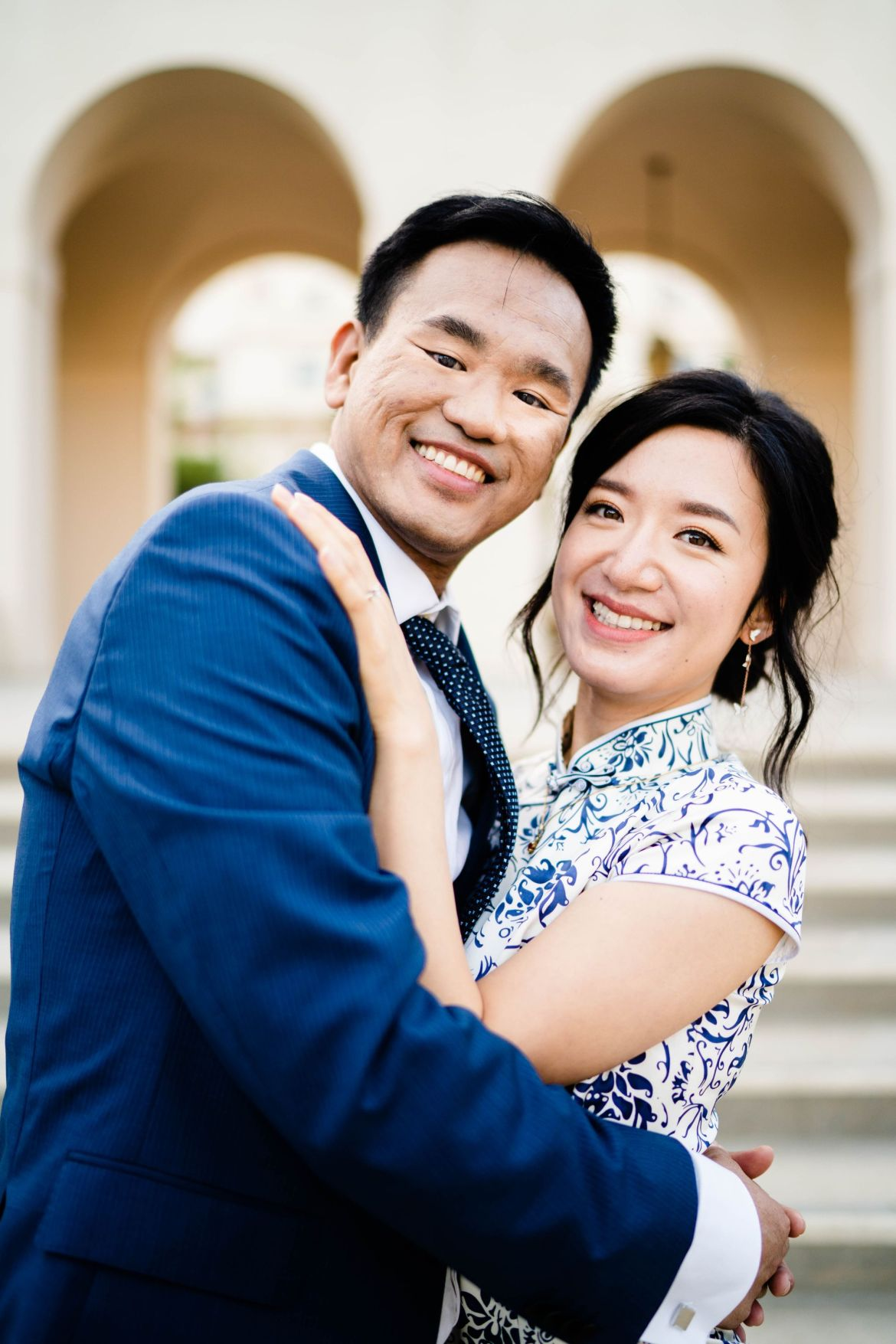 Pasadena City Hall Engagement 22