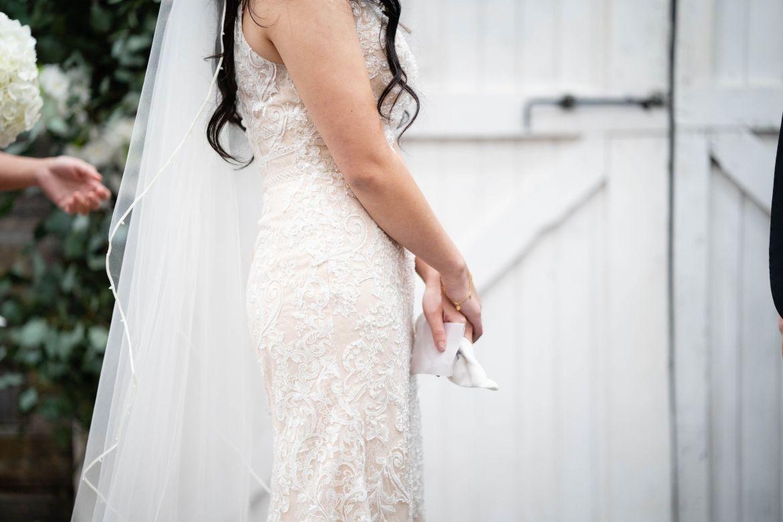 12 The Vintage Rose Wedding Dress