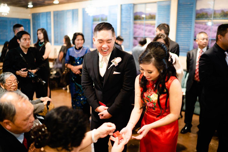 12 wedding tea ceremony