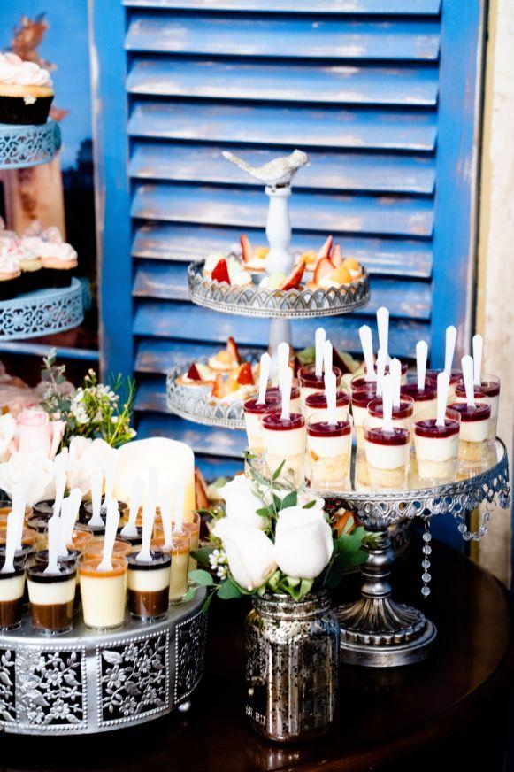6 Wedding dessert