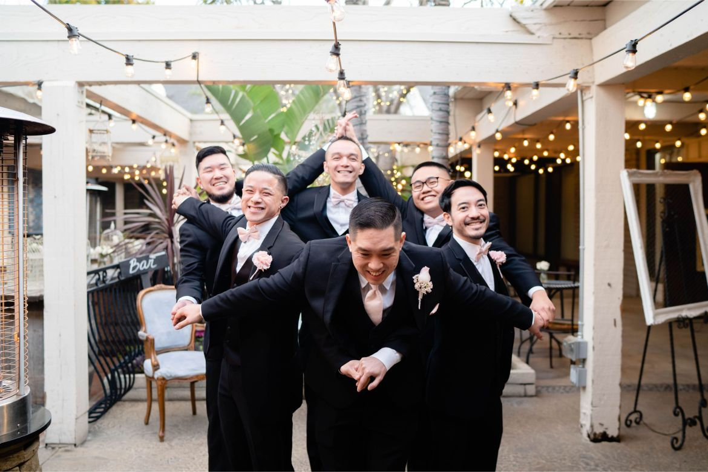 7 OC Fun Wedding