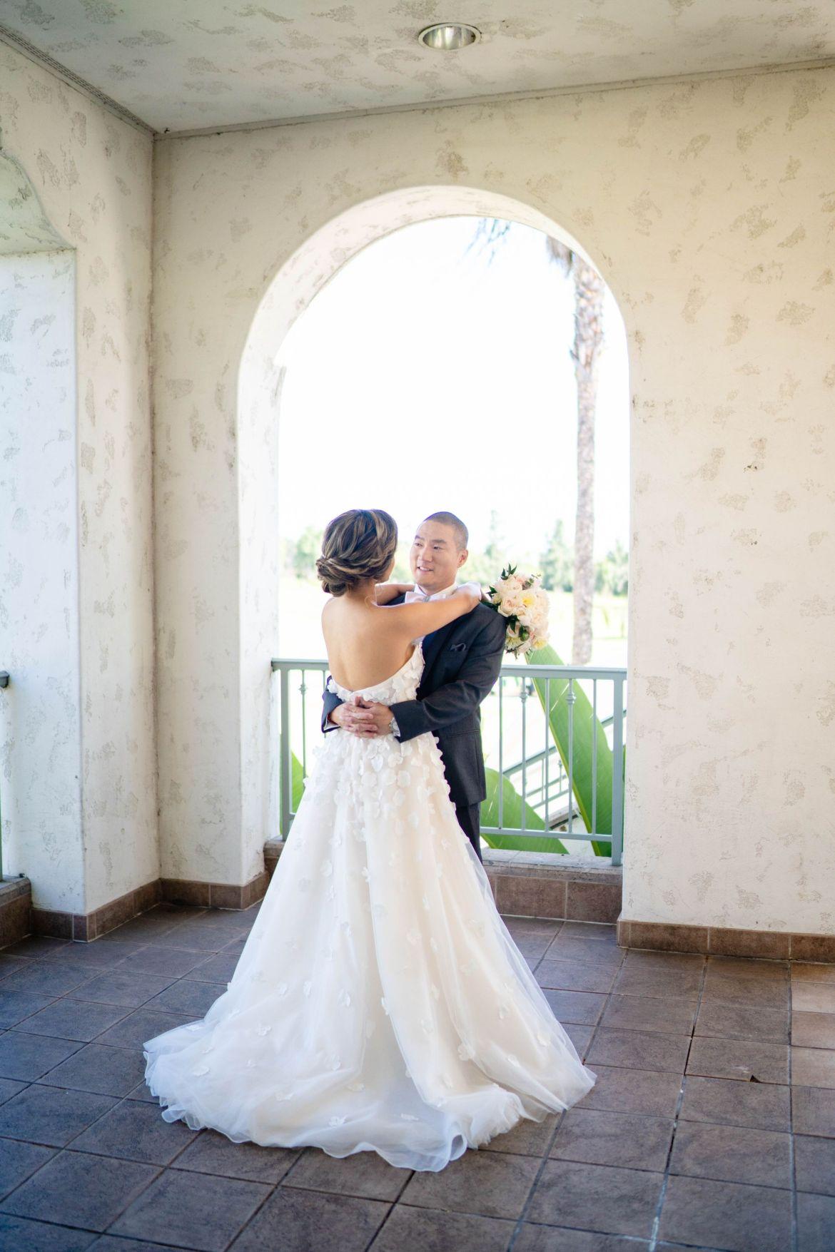 Coyote Hills Wedding