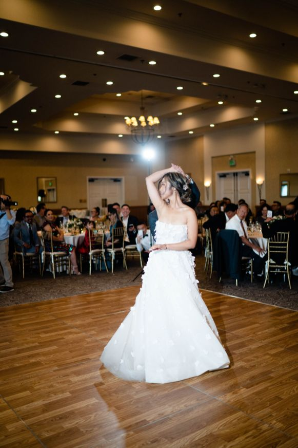 First Dance as Newlywed