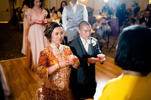 Traditional Tea Ceremony American