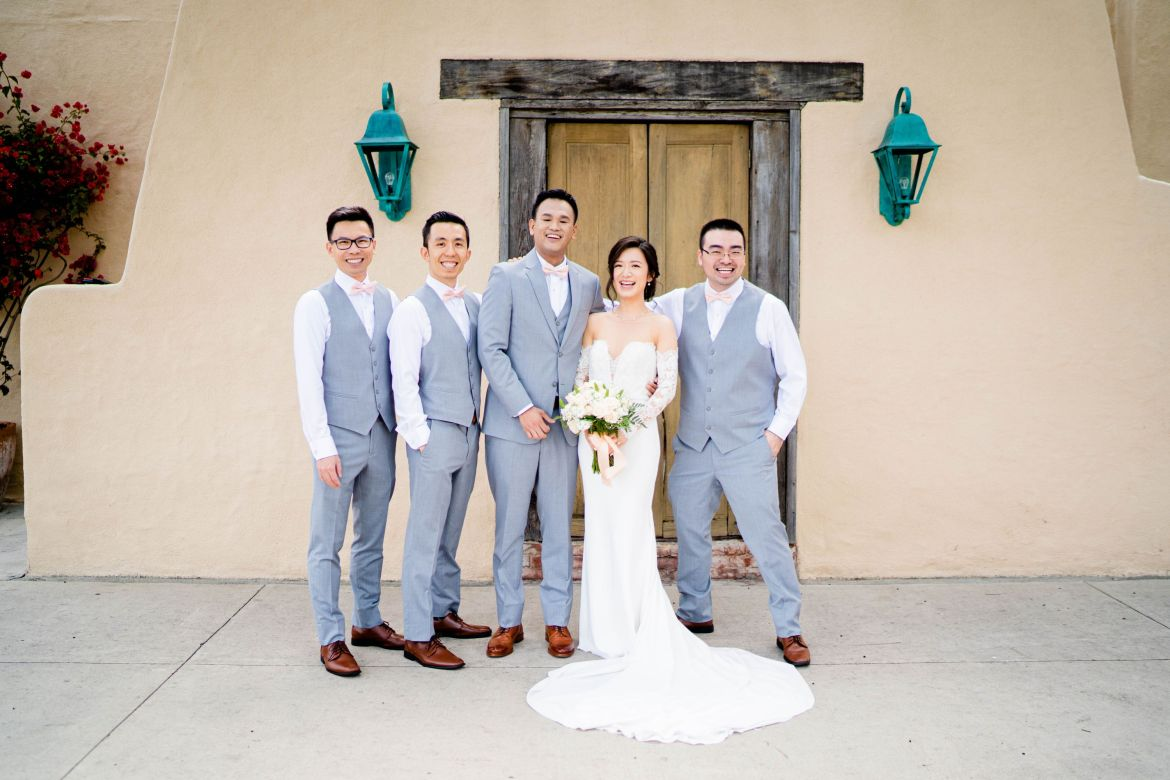 Santa Ana Wedding