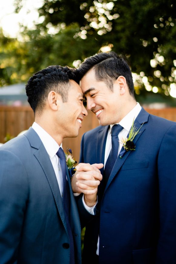 pasadena gay wedding