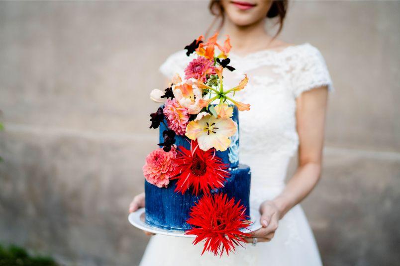 Pasadena wedding cake