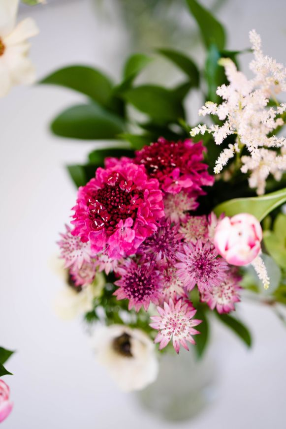 alhambra wedding flower