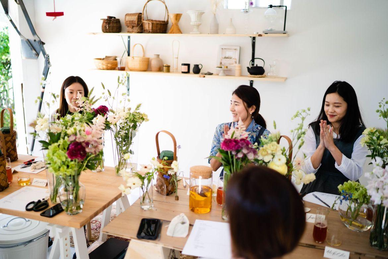 pasadena flower workshop