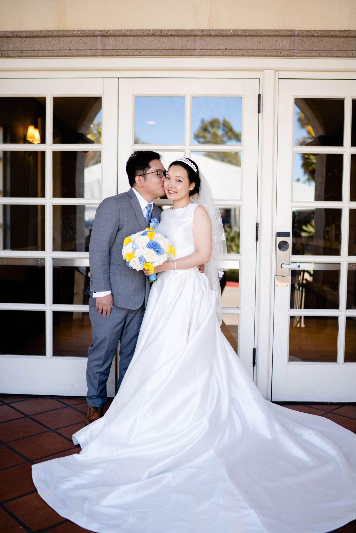 SD wedding idea