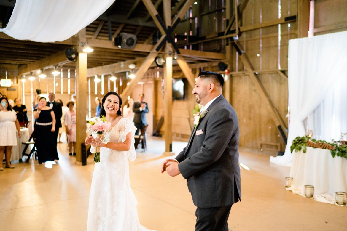 barn socal wedding