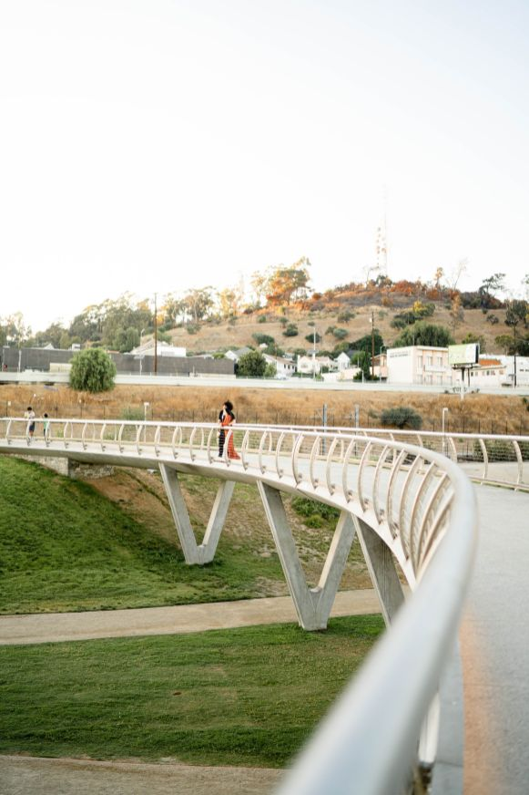 los angeles state historic park bridge