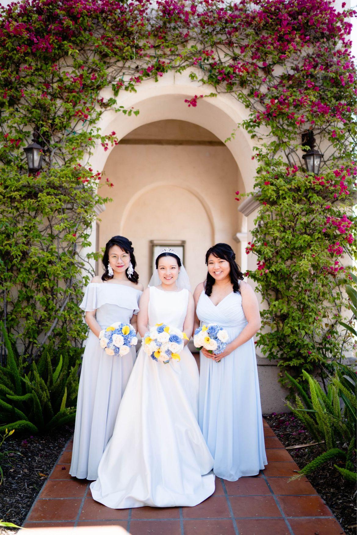 los angeles wedding idea