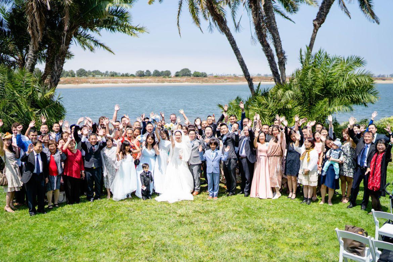 san diego hilton wedding